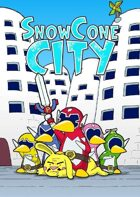 SnowCone City Episode 1 - Penguin Rangers vs the Pet Monsters