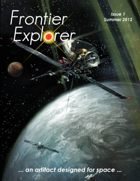 Frontier Explorer - Issue 1