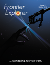 Frontier Explorer - Issue 3