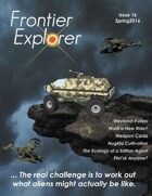 Frontier Explorer - Issue 16