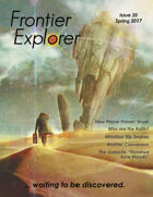 Frontier Explorer - Issue 20