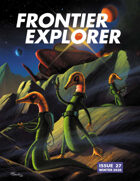 Frontier Explorer - Issue 27