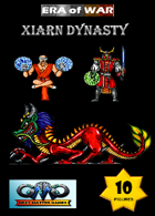 ERA OF WAR: Xiarn Dynasty