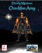 DEADLY MISSIONS: One-Man Army