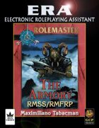 ERA for Rolemaster RMFRP The Armory