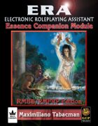 ERA for Rolemaster RMSSFRP Essence Companion