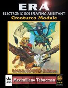 ERA for Rolemaster RMFRP Creatures
