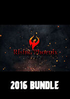 Rising Phoenix Games 2016 Releases [BUNDLE]
