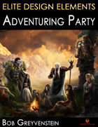 Elite Design Elements: Adventuring Party 1
