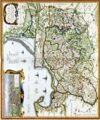 Antique Maps IIX - Prussia in the 1600's