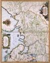 Antique Maps IX - North Eastern Russia of the 1600's