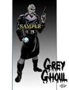 Joe Singleton's Art of The Superverse: Grey Ghoul