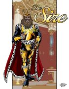Joe Singleton's Art of The Superverse: The Sire