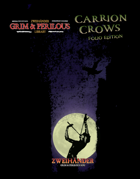 Carrion Crows: Folio Edition for ZWEIHÄNDER #GrimAndPerilous