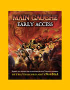 MAIN GAUCHE - Early Access