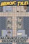 Heroic Tyles Maximum Security Prison Set