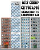 Dirt Cheep Cityscapes Skyscrapers Expansion Set #1