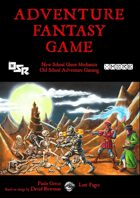 Adventure Fantasy Game