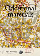 Odditional materials