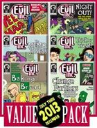 Evil Inc: July-Dec. 2013 [BUNDLE]