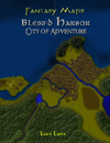 Fantasy Maps: Bless\'d Harbor
