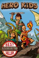 Hero Kids - Fantasy Adventure - Fire in Rivenshore