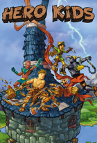 Hero Kids - Fantasy Adventure Compendium