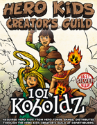 Hero Kids - Fantasy Premium Adventure - 101 Koboldz