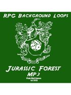 Pro RPG Audio: Jurassic Forest