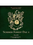 Pro RPG Audio: Summer Day Forest 2