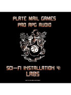 Pro RPG Audio: Sci-Fi Installation 4: Labs