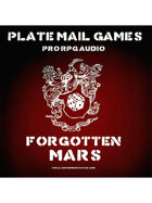 Pro RPG Audio: Forgotten Mars