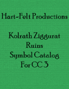 Kolrath Ziggurat Symbols Catalog for CC3