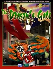 The Dragon's Gate (M&M, HERO, Action!) on DriveThruRPG.com