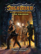SagaBorn Roleplaying Game Core Rulebook (PDF)