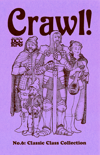 Crawl! fanzine no. 6