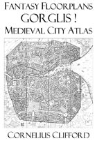 Medieval City Atlas - Fantasy Floorplans