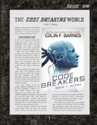 D6xD6 RPG The Code Breakers World Setting