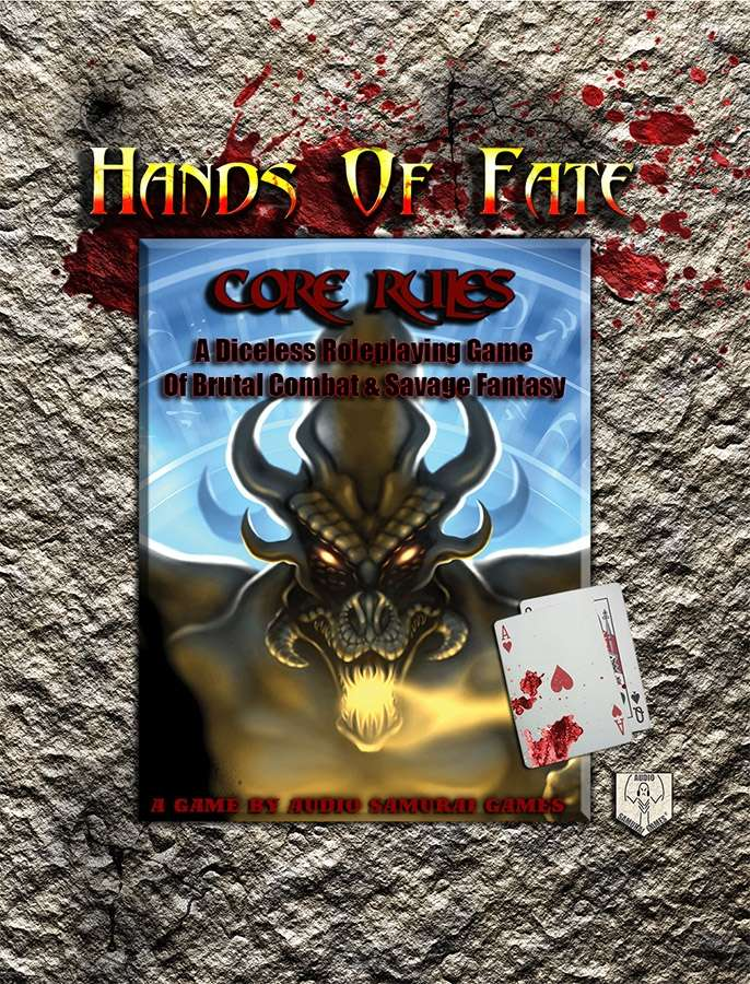 Hands of Fate Core Rules