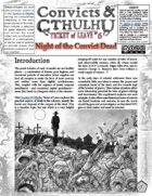 Convicts & Cthulhu: Ticket of Leave #6