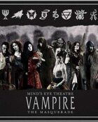 Mind's Eye Theatre: Vampire The Masquerade Wallpaper Set 5