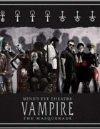 Mind's Eye Theatre: Vampire The Masquerade Wallpaper Set 7