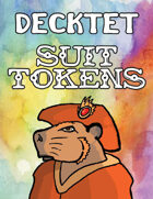 Decktet suit tokens