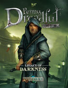 Through the Breach RPG - Penny Dreadful One Shot - Legacy of Darkness