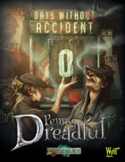 Through the Breach RPG - Penny Dreadful - Days Without Accident