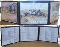 Gunslingers and Gamblers GM Screen on RPGNow.com