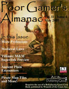 Poor Gamer's Almanac (May 2005)