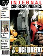 Internal Correspondence #81 (Comics and Graphic Novels, Movies & TV)