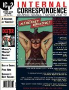 Internal Correspondence #83 (Comics and Graphic Novels, Movies & TV)