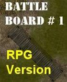 BattleBoard #1 The Gate Of the Swamp